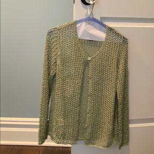 Sigrid Olsen sweater